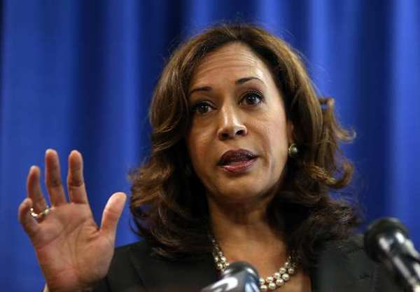 """THEY SAID THAT: Obama to Harris: """"by far the best-looking attorney general in the country"""""""