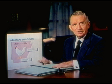 Where's ROSS PEROT ?   Could He Be A Third Party Presence Today?