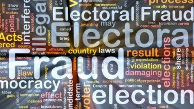 HOW TO VOTE – The Correct Way and the Illegal Way