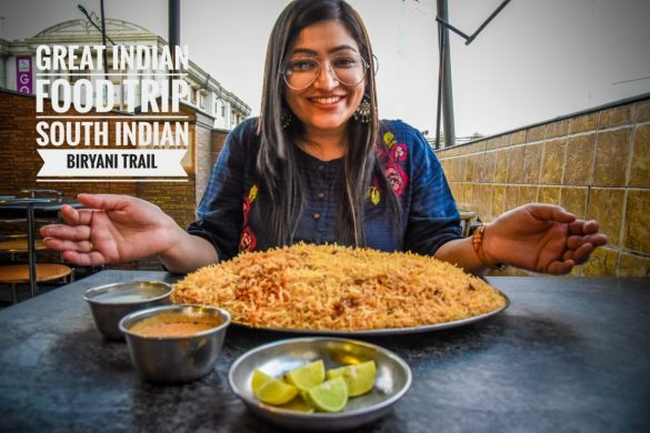 Great Indian Food Trip