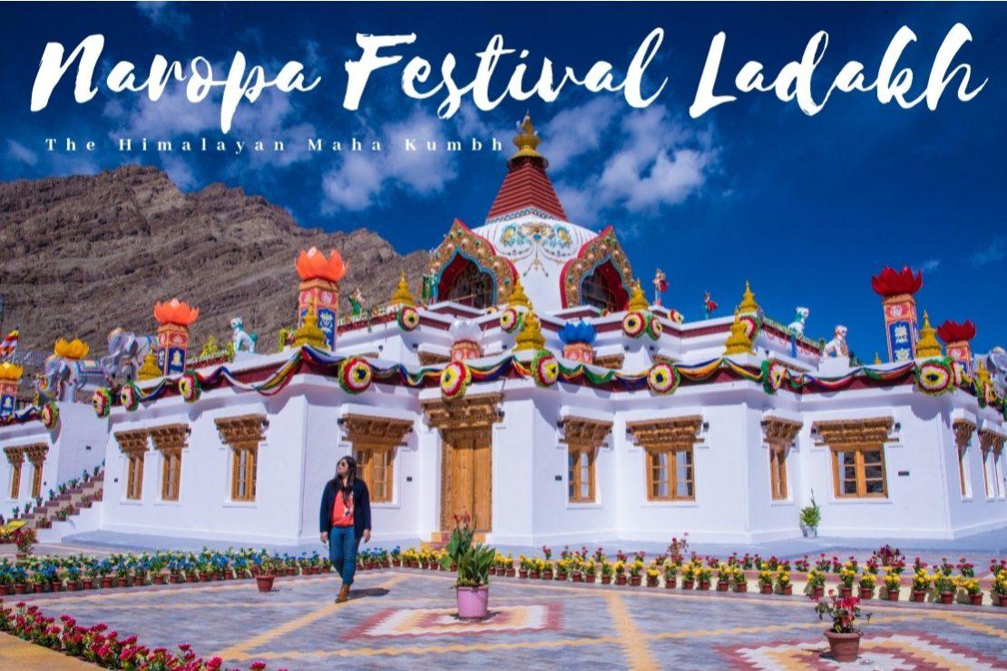 Naropa Festival Ladakh