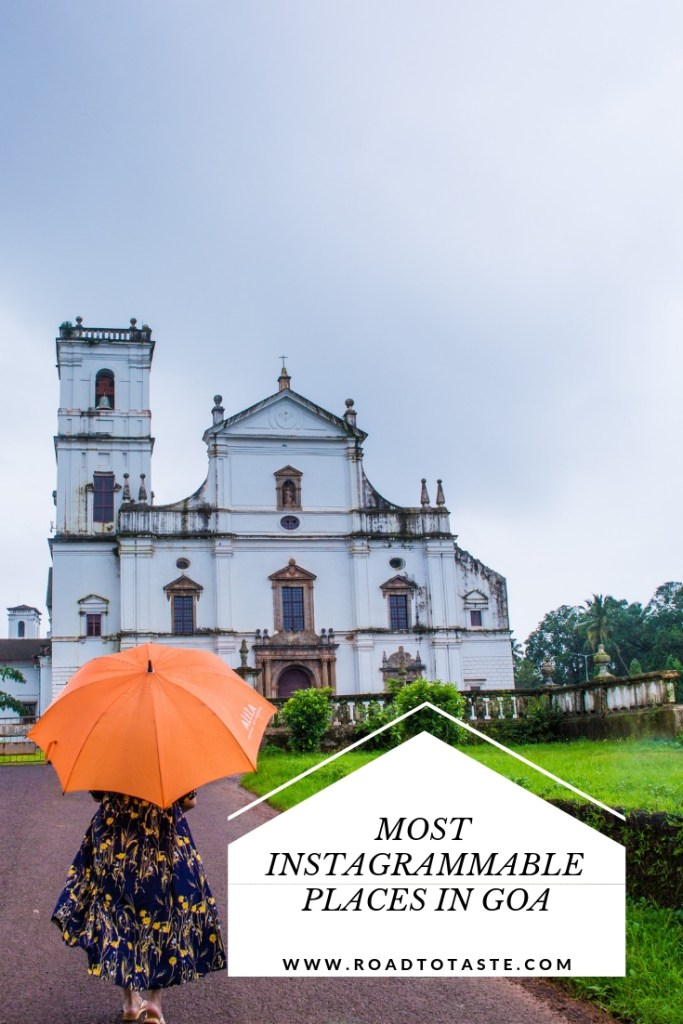 Instagrammable Places in Goa