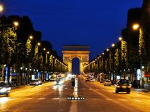 Champs Elysees - Road Travel