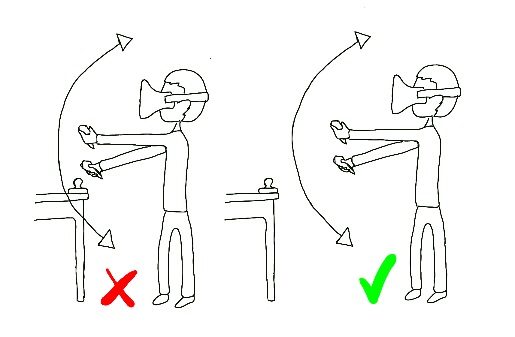 10 Tips for Safety and Success When Demoing the Oculus