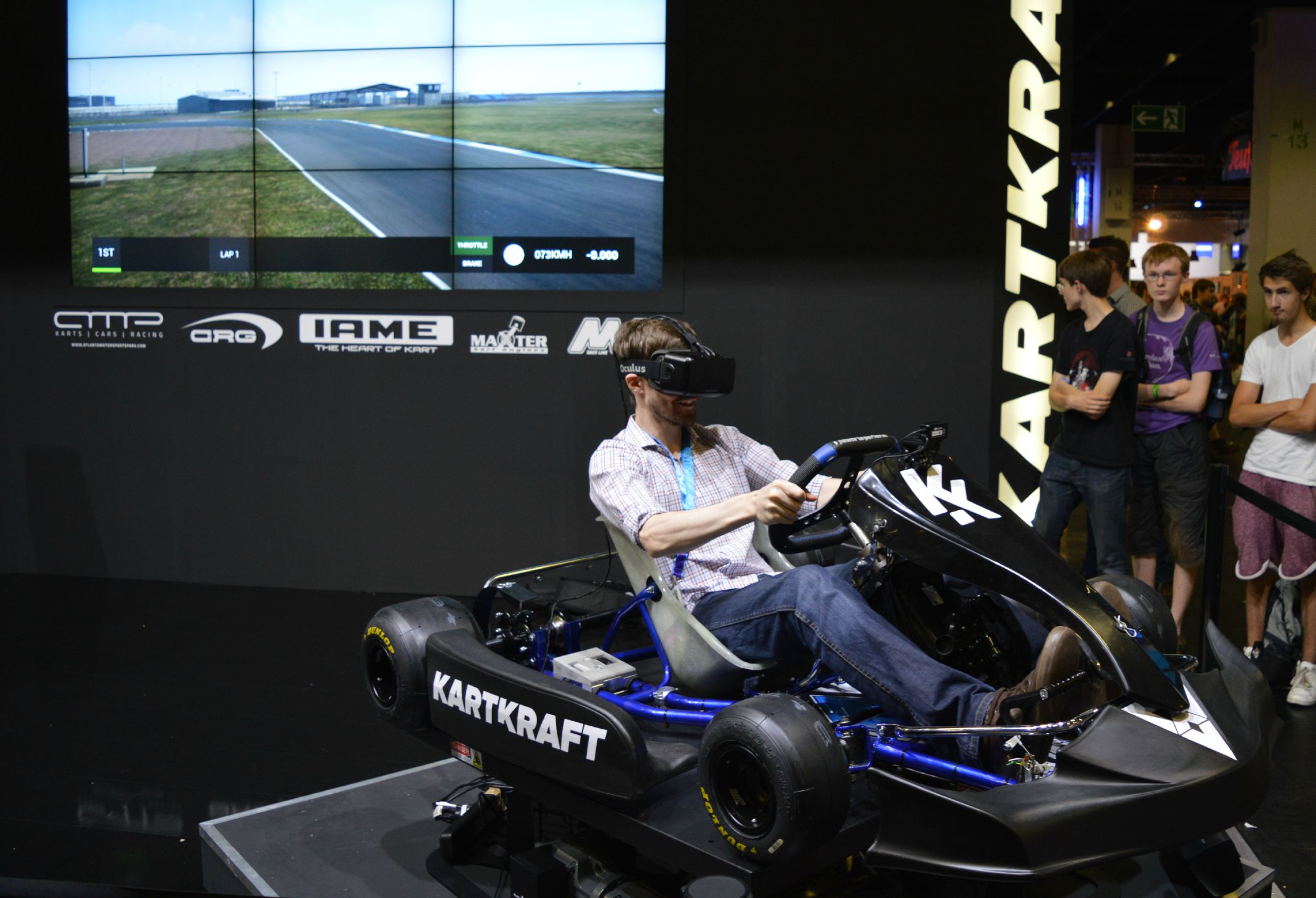 hands on kartkraft vr