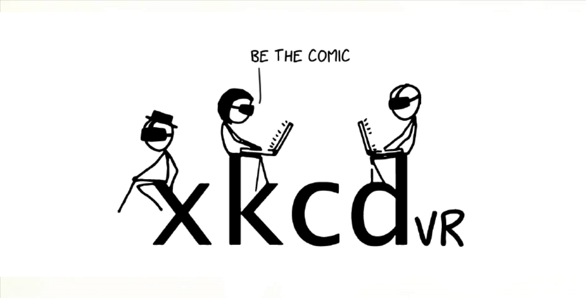Fan Created Xkcd Vr Tool Lets You Make Your Own Xkcd