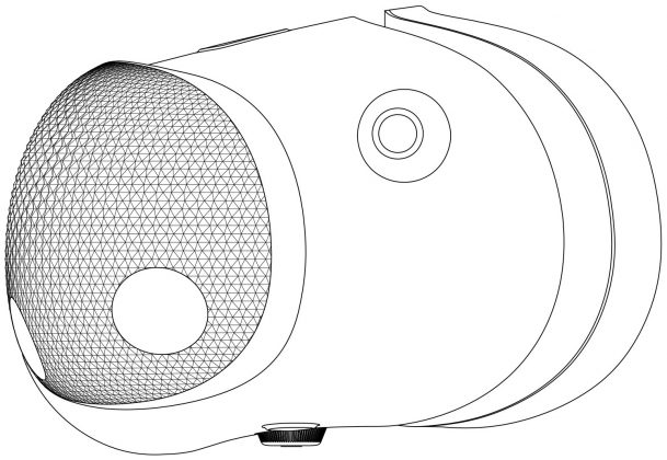New Samsung VR Headset Design Surfaces in Recent Patents