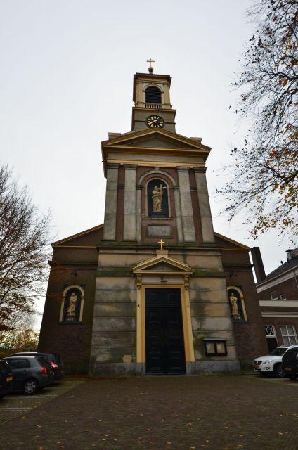 Église sur notre chemin - Soestdijk
