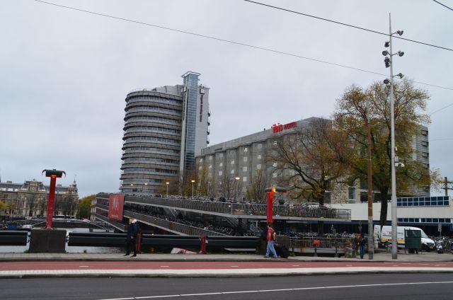 Parking à vélos - Amsterdam