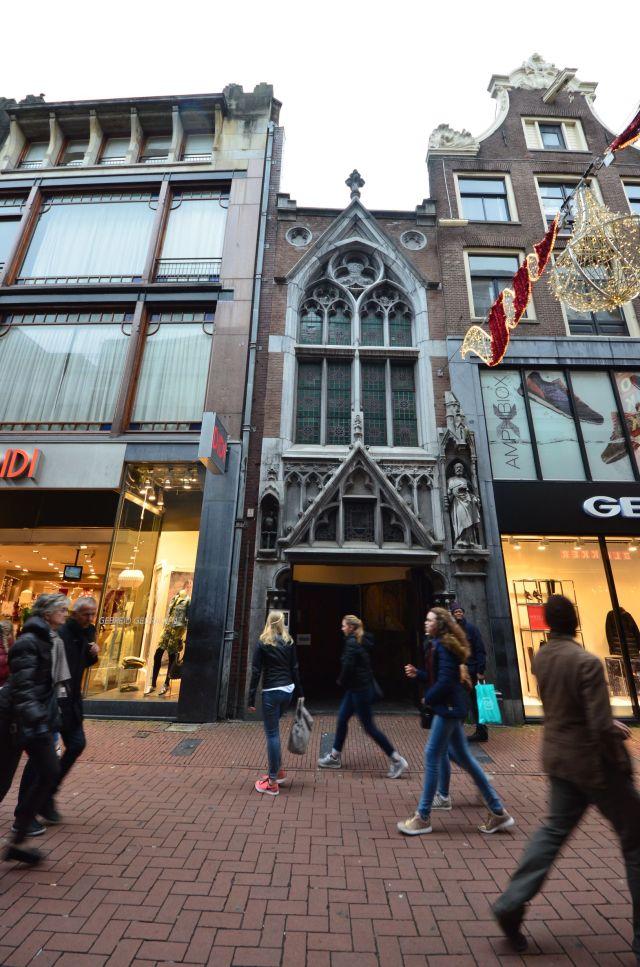 HH Petrus en Pauluskerk - Kalverstraat à Amsterdam
