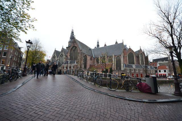 De Oude Kerk - Amsterdam