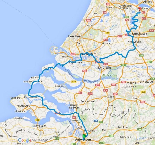 J2 - Anvers-Bussum
