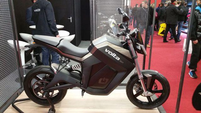 Moto électrique Volta
