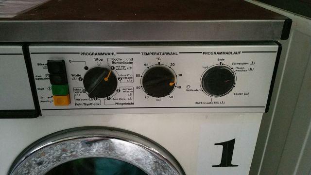 Machine à laver allemande en Grèce 🙂