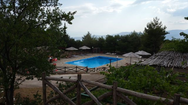Camping Apollon - Delphes