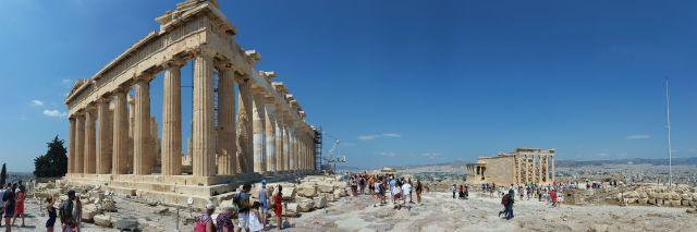 L'Acropole - Parthénon