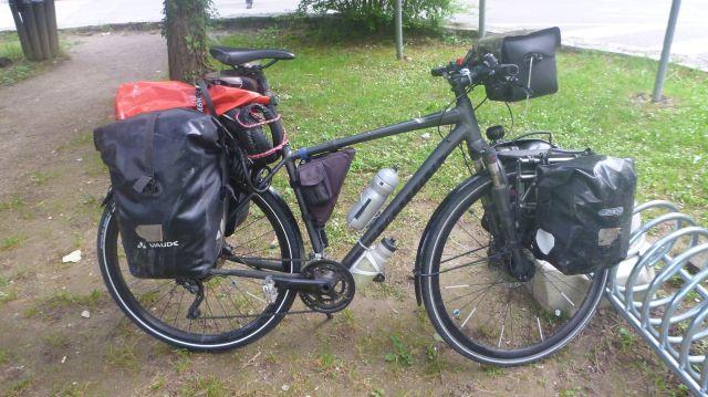 Vélo des aventuriers suisses