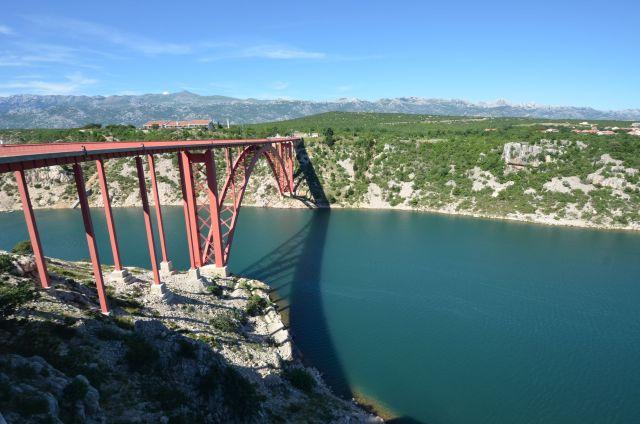 Pont de Maslenica (Stari most Maslenica)