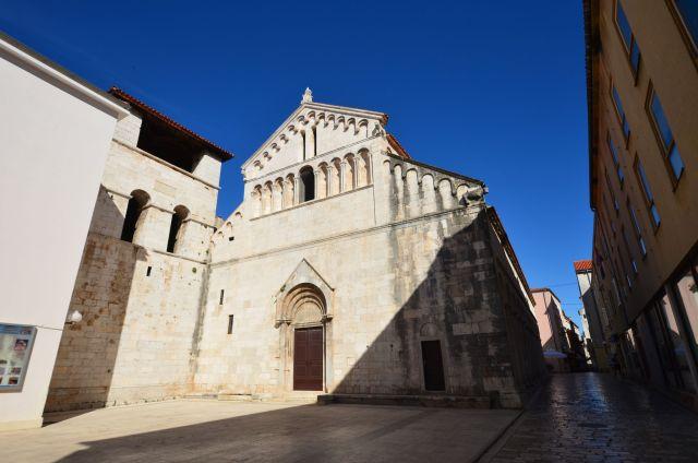 Eglise Saint-Chrysogone - Zadar