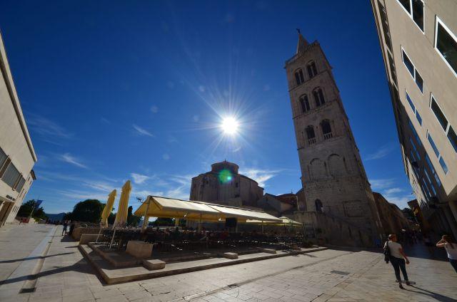Cathédrale Sainte-Anastasie - Zadar