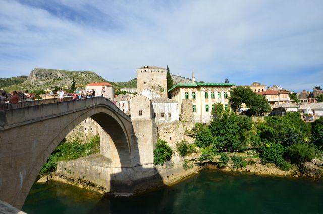 Vieux pont de Mostar - Bosnie-Herzégovine