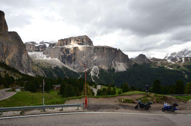 Les Dolomites - Passo Sella