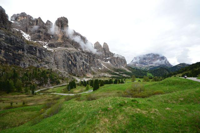 Les Dolomites - Environs de Cortina d'Ampezzo