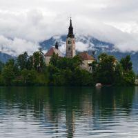 Tour d'Europe - Jour 7 - Bled (Slovénie) - Buzet (Croatie)