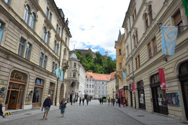 Stritarjeva Ulica - Ljubljana