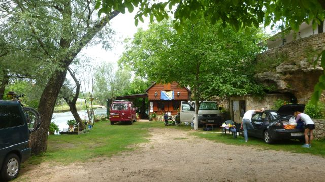 River camp Aganovac