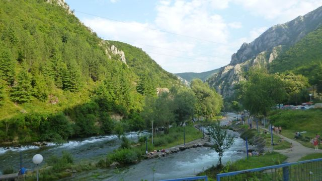 Canyon de Matka - Macédoine