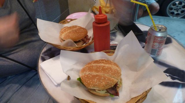 Burger du Cadillac Burgers