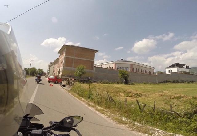 Kulla (palais) de la famille Osdautaj
