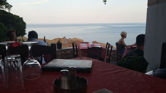 The Tavern Of Matoulas - Monemvasia