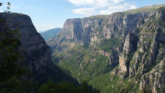 Gorges de Vikos - Grèce