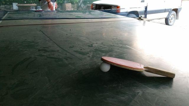 Prêts pour le ping-pong