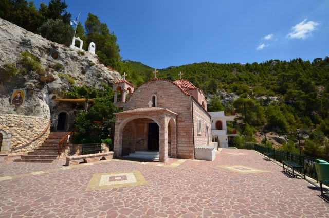 Monastère Saint Patapios - Grèce