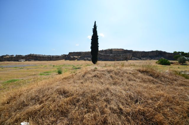 Forteresse de Tirynthe - Grèce