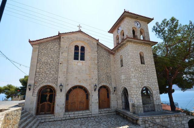 Église à Léonidion - Grèce