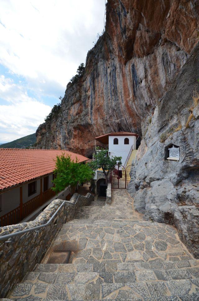 Monastère d'Elonis - Grèce