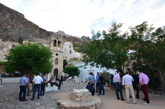 "Église ""Elkomenos Christos"" - Monemvasia"