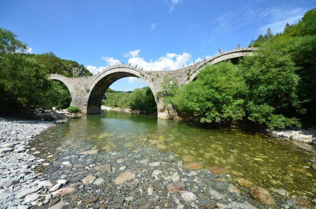 Pont de Plakidas - Kipoi