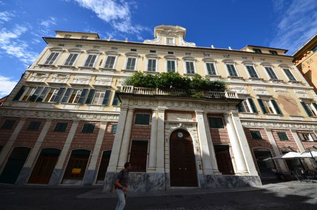 Palazzo Grimaldi della Meridiana - Gênes