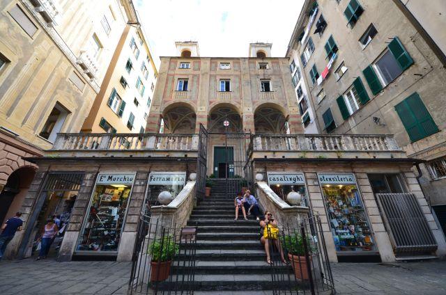 Congregazione dell'Oratorio di San Filippo Neri - Gênes