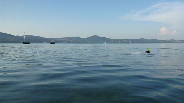 Lac de Bracciano - Italie