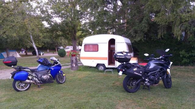 Camping La Gazelle - Clémensat