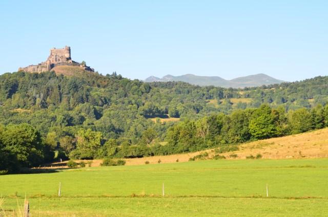 Le château de Murol