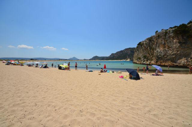 Voidokilia beach - Gialova