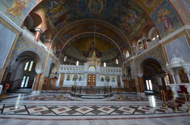 Église Agios Andreas - Patras