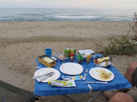 Raclette Korsika